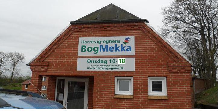 Bogmekka