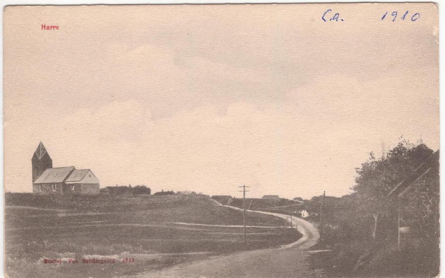 Harre Kirke 1910