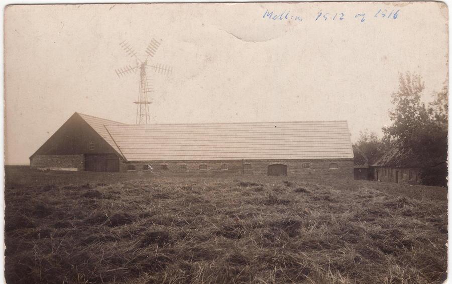 Mellem 1912-1916