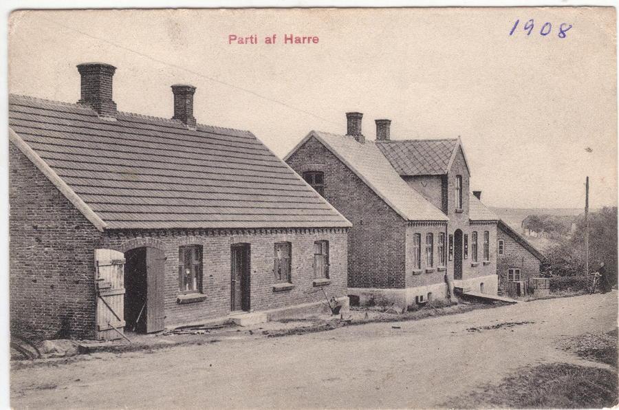 Smeden.Købmanden ca.1908