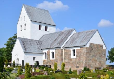 Hjerk kirke